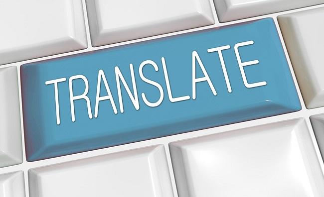 Prevod iz angleščine v slovenščino